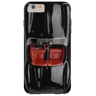 Capa Tough Para iPhone 6 Plus iPhone 6/6S do preto do carro de esportes mais o