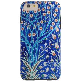 Capa Tough Para iPhone 6 Plus Jardim bonito