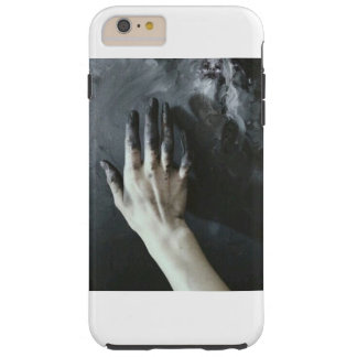 Capa Tough Para iPhone 6 Plus mãos