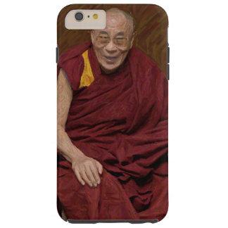 Capa Tough Para iPhone 6 Plus Meditação budista Yog do budismo de Dalai Lama