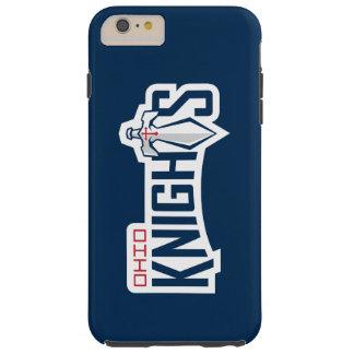 Capa Tough Para iPhone 6 Plus Ohio Knights o caso móvel
