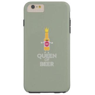 Capa Tough Para iPhone 6 Plus Rainha da cerveja Zh80k