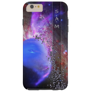 Capa Tough Para iPhone 6 Plus Seu nome na Via Láctea