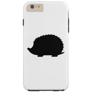 Capa Tough Para iPhone 6 Plus Silhueta do ouriço