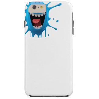 Capa Tough Para iPhone 6 Plus sorriso