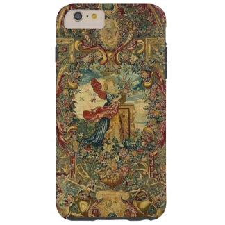 Capa Tough Para iPhone 6 Plus Tapeçaria -