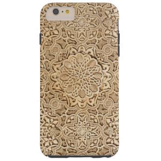 Capa Tough Para iPhone 6 Plus Teste padrão de Alhambra