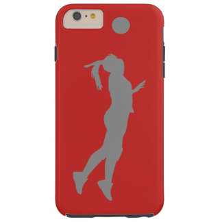 Capa Tough Para iPhone 6 Plus Voleibol