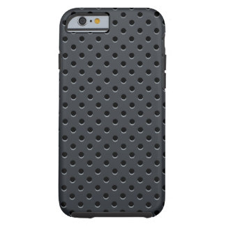 Capa Tough Para iPhone 6 polímero Carbono-fibra-reforçado