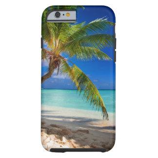 Capa Tough Para iPhone 6 Praia de Domenicana