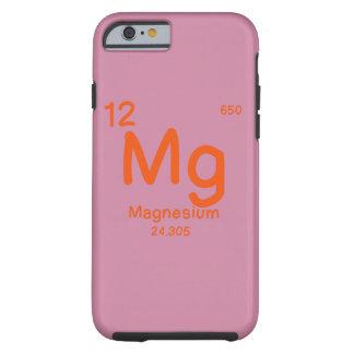 Capa Tough Para iPhone 6 Química do hipster