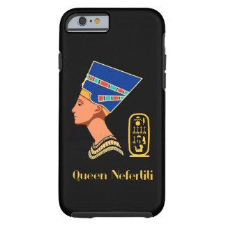 Capa Tough Para iPhone 6 Rainha Nefertiti