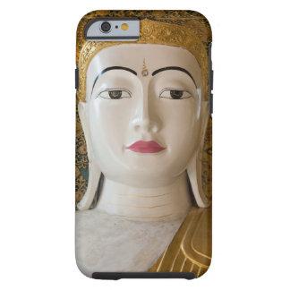 Capa Tough Para iPhone 6 Retrato do estado de Buddha