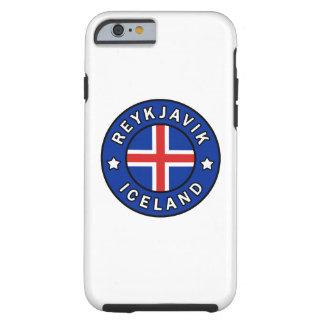 Capa Tough Para iPhone 6 Reykjavik Islândia