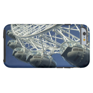 Capa Tough Para iPhone 6 Roda de Ferris do olho de Londres