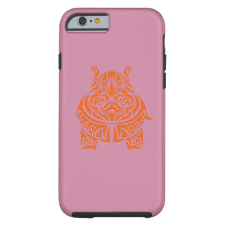 Capa Tough Para iPhone 6 Tatuagens tribais Exquisitely brincalhão