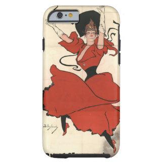 Capa Tough Para iPhone 6 Teatro do príncipe de Gales das meninas de dança