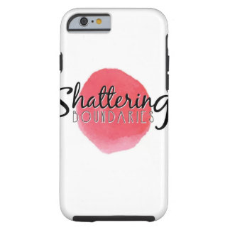 Capa Tough Para iPhone 6 Telefone de ShatteringBoundaries/caso do iPad