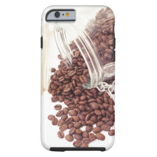 Capa Tough Para iPhone 6 tempo do café