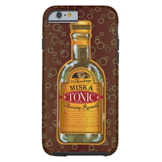 Capa Tough Para iPhone 6 Tónico de Armitage Miska - remédio de Lovecraftian