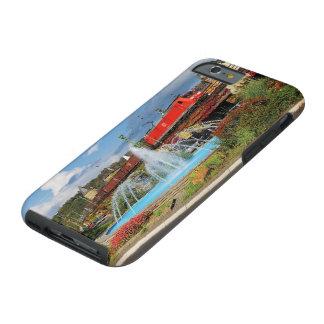 Capa Tough Para iPhone 6 Trem de carga em Linz à reno