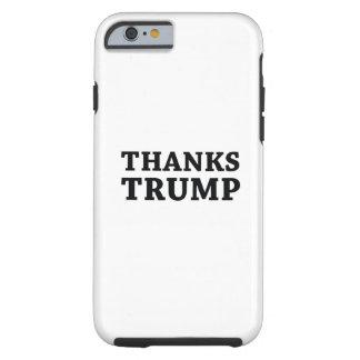 Capa Tough Para iPhone 6 Trunfo dos obrigados