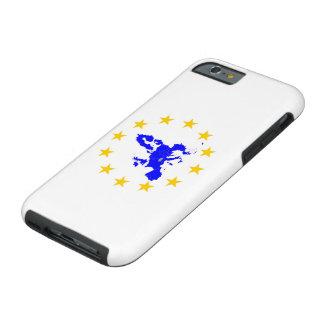 Capa Tough Para iPhone 6 União européia
