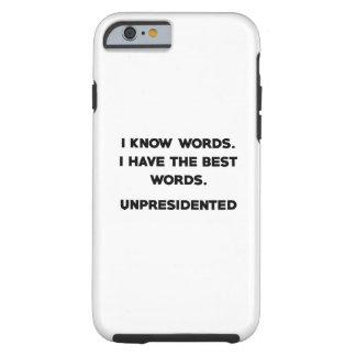 Capa Tough Para iPhone 6 Unpresidented
