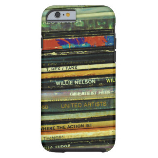 Capa Tough Para iPhone 6 Vida 2 do vinil