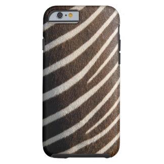 Capa Tough Para iPhone 6 Zebra