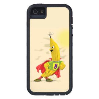 Capa Tough Xtreme Para iPhone 5 M. SE ESTRANGEIRO do iPhone da BANANA + iPhone