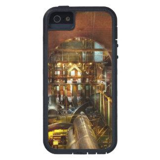 Capa Tough Xtreme Para iPhone 5 Steampunk - pense - tanques
