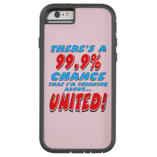Capa Tough Xtreme Para iPhone 6 99,9% UNIDO (preto)