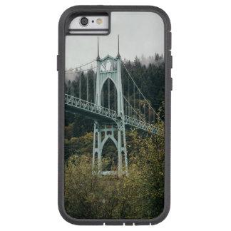 Capa Tough Xtreme Para iPhone 6 A ponte de St John em Portland