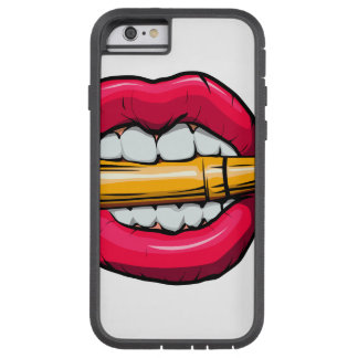 Capa Tough Xtreme Para iPhone 6 bala na boca