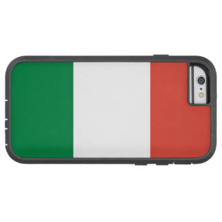 Capa Tough Xtreme Para iPhone 6 bandeira italiana