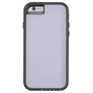 Capa Tough Xtreme Para iPhone 6 Caixa roxa do telemóvel das bolinhas