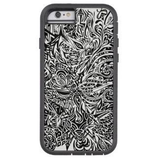 Capa Tough Xtreme Para iPhone 6 Caso abstrato do iPhone 6