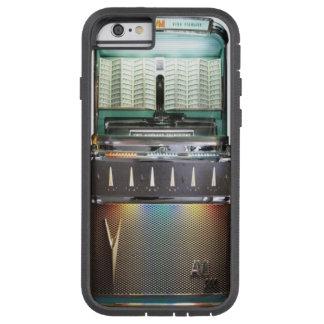 Capa Tough Xtreme Para iPhone 6 (caso do jukebox do vintage)