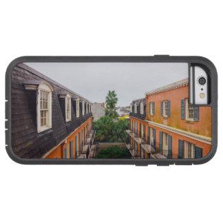 Capa Tough Xtreme Para iPhone 6 Construções e palmeiras em Nova Orleães