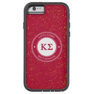 Capa Tough Xtreme Para iPhone 6 Crachá do Sigma | do Kappa