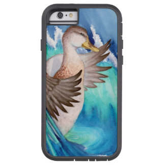 "Capa Tough Xtreme Para iPhone 6 Do ""sonhos surreais do pato pato selvagem """