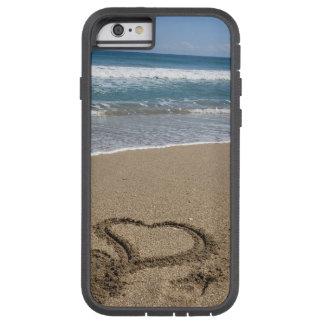 Capa Tough Xtreme Para iPhone 6 Elogios da praia