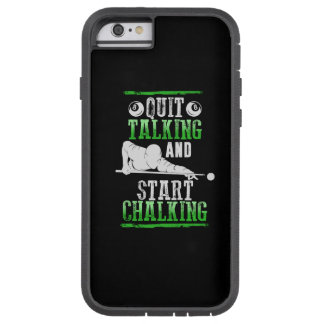 Capa Tough Xtreme Para iPhone 6 Estilo de Billard