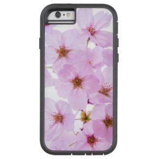 Capa Tough Xtreme Para iPhone 6 Flores da flor de cerejeira em Tokyo Japão