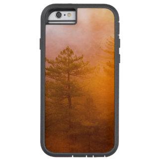 Capa Tough Xtreme Para iPhone 6 Floresta dourada da corriola