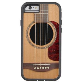 Capa Tough Xtreme Para iPhone 6 Guitarra acústica da corda de Dreadnought seis