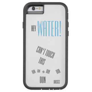 Capa Tough Xtreme Para iPhone 6 Hey água! [Capa de telefone resistente de Xtreme]