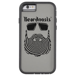 Capa Tough Xtreme Para iPhone 6 hypnotized pelo caso do telefone da barba