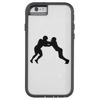 Capa Tough Xtreme Para iPhone 6 Jogador de futebol americano